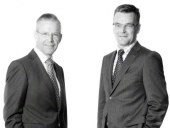 Wim van Welsem en Vincent Dielward