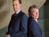 Frank Elderson en Bob Hoogenboom